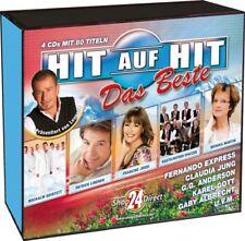 Hit auf Hit - Das Beste - Präsentiert von Leonard [4 CD] [2012] - Shop24Direct