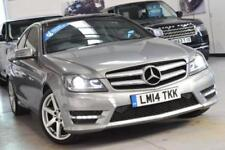 Mercedes-Benz C 250 Coupe Cars