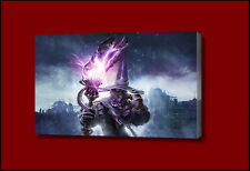 final-fantasy realm reborn2_canvas wall art   A0 A1 A2 A3 A4 Any Size