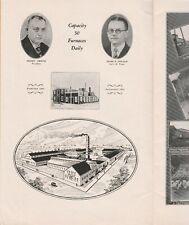 Brillion Furnaces, Catalog 80, Circa 1927, Fully Illustrated