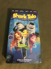 Shark Tale VHS Dream Works, New (Factory Sealed) 2005
