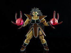 SH Figuarts Dragon Ball Custom Raditz Double Sunday Charge Beam Effect