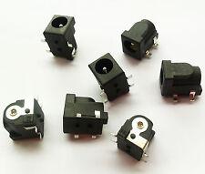 50 pcs x Copper SMD 5.5MM 2.1mm DC Socket 2.0MM DC Plug PCB Panel Mount