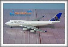 """Gemini Jets 1:400 United Boeing 747-400 """"747 Farewell - N121UA"""" GJUAL1741"""