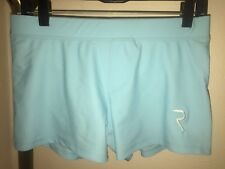 NWT Men's RUFSKIN ST. REMY SLICK SWIM TRUNKS AQUA (baby blue) SZ MEDIUM