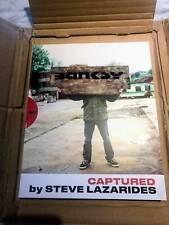 Banksy Captured Book Steve Lazarides 1st Edition Numbered