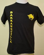 Baranquilla Colombia t-shirt black XL/large South America travel