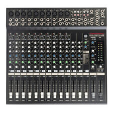 Cerwin Vega CVM-1624FXUSB 16-Channel Studio Live PA Mixer  + Faders, FX & USB