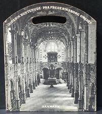 Pochette Cover 78 trs / 78 RPM 25 cm / 10 '' Buxtehude Videro Frederiksborg TBE
