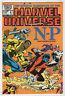 Official Handbook of the Marvel Universe #8 (Aug 1983) N-P [Namorita to Pyro] c