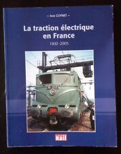 La Traction électrique en France - Editions La Vie du Rail