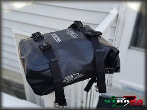 Strada 7 Motorcycle Universal 10L Dry Duffle Rear Bag Pack KTM 640 Adventure