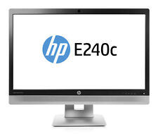 HP EliteDisplay E240c 23.8-inch 1080p 60 Hz Video Conferencing IPS LED Monitor