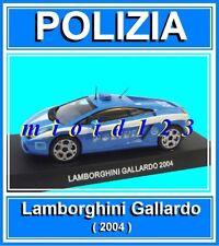 1/43 - POLIZIA : LAMBORGHINI GALLARDO - 2004 - Die-cast