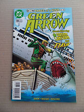 Green Arrow 130 . Green Lantern / Flash X-Over - DC 1998 - VF