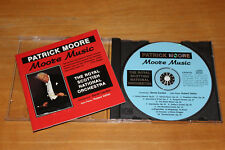 PATRICK MOORE   MOORE MUSIC   RSNO    RARE OOP CD ALBUM