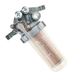 New Genuine OEM Kubota 1G313-43010 15393-43017 Fuel Filter Assembly