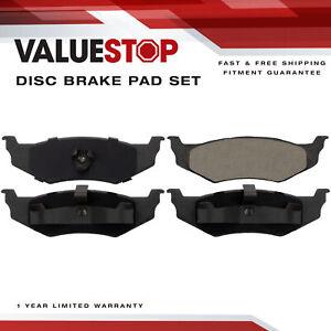 Rear Ceramic Brake Pads for Chrysler Dodge Concorde Intrepid Eagle Vision D782