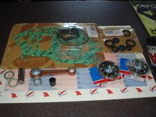 kit guarnizioni paraoli biella 2 cuscinetti C4 Rotax 122 Aprilia 125 RS RX >95