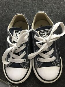 Converse 23 Navy Schuhe Sneakers