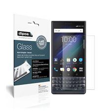 2x Blackberry Key 2 LE Screen Protector matte Flexible Glass 9H dipos