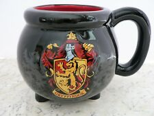 "New in Box Harry Potter 3D Cauldron Coffee Mug ""Gryffindor"" 20 oz Hogwarts"