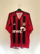Bayer 04 Leverkusen Home Football Shirt 2005/06 Extra Large XL