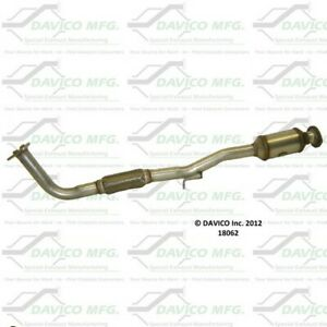 Davico Mfg 18062 Catalytic Converter For 97-01 Toyota Camry Solara