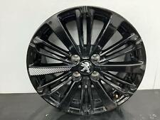 """2015 16"""" Peugeot 208 Alloy Wheel 6.0Jx16CH4 ET23 PCD: 4x108 9808137577"""