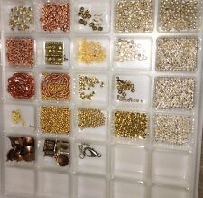 Nice sized Lot of Findings for Bead work or Multi media artists