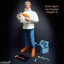 Vintage 1970's Action Man Tool Box Work Shop Accessory Palitoy GI Joe