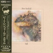 PETE SINFIELD - STILL 2005 K2HD JAPAN MINI LP CD