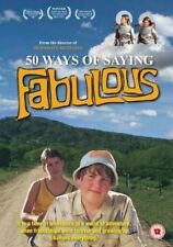 50 WAYS OF SAYING FABULOUS ANDREW PATERSON MATCHBOX FILMS UK 2010 REGN 2 DVD NEW