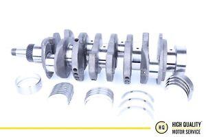 Crankshaft With Bearing Set for Perkins, Shibaura 115256990, 404D-22, 104, N844L