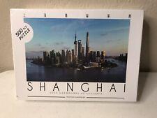 XMJ Photography Shanghai China Jigsaw Puzzle 500pc  Photography  New In Box Rare