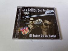 """LOS GRILLOS DEL POSTIGO """"EL SABOR DE LA NOCHE"""" CD 12 TRACKS PRECINTADO SEALED"""