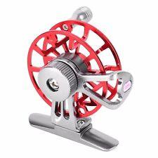 Fishing Reels Ultra-light Former Ice Wheel Fly Fishing Reel CNC Aluminum New