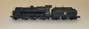 Graham Farish (372-931) N Gauge Class N 2-6-0 '31844' in BR Black - DCC Fitted