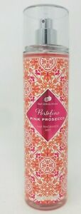 PORTOFINO PINK PROSECCO BATH & BODY WORKS FINE FRAGRANCE MIST SPRAY 8 OZ