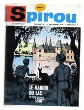 SPIROU N°   1530  DU 10/08/1967 BE