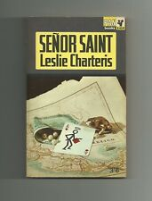 Senor Saint by Leslie Charteris (Pan Paperback 1966)