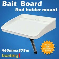 Bait Board Rod Holder Mount---Boat/Fishing/Cutting