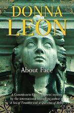 About Face (Commissario Guido Brunetti Mysteries)-ExLibrary