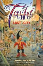Tashi Lost in the City NEW *IN Stock IN AusT* Bk 11 by Anna & Barbara Fienberg