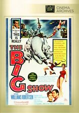 The Big Show DVD (1961) - Esther Williams, Cliff Robertson, James B. Clark