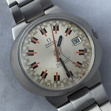 VINTAGE OMEGA DYNAMIC RACING DIAL  MENS AUTOMATIC WATCH