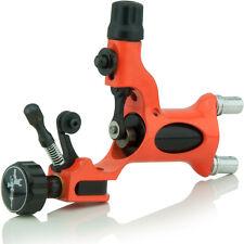 Rotary DH / C.D.R. Tattoomaschine Tattoo Gun Orange Adjustable Shader - Liner
