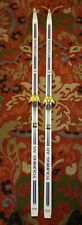 ROSSIGNOL Touring AR Snow Skis 75mm Made in France winter ski good cond, RARE!