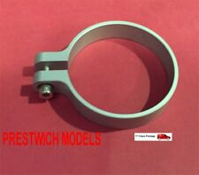 EXHAUST SIDE MOUNTING BRACKET for 50mm dia tuned pipes rc gas boat
