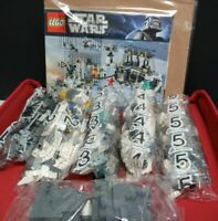 LEGO Star Wars Hoth Echo Base (7879) Buildings Only, No Minifigures or Box